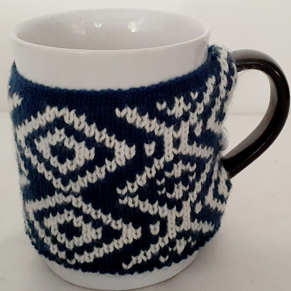 Sweater Coffee Mug